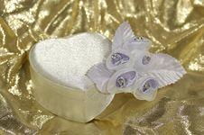 Free Heart Box Royalty Free Stock Photo - 1301375