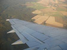 Free Plane Wing Stock Photo - 1302300
