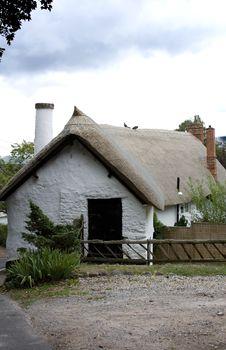 Free Old Cottage Stock Image - 1302301