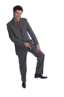 Free Business Man (the Series) Stock Photos - 1302813