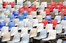 Free Seats Royalty Free Stock Image - 1303466