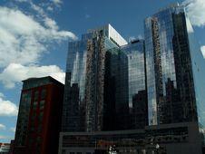 Boston Waterfront Reflections