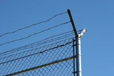 Free Security Fence Stock Images - 1303914