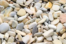 Free Beach Pebbles Stock Image - 1303991