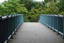 Free Bridge To Eden Stock Photography - 1304222