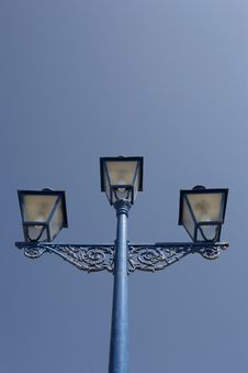 Lamp Post Stock Image