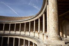 Free Palacio De Carlos Stock Photography - 1306022