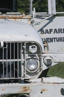 Free Safari Jeep Stock Images - 1306064