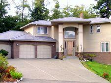 Free Luxury Home Royalty Free Stock Photos - 1306768