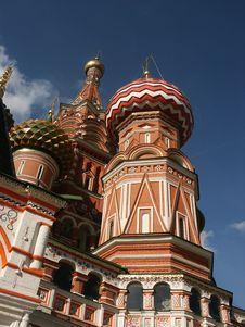 Free Vasily Blazhennogo S Temple Stock Photos - 1307023