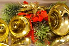 Free Decorations For A Christmas Tree Royalty Free Stock Image - 1307476