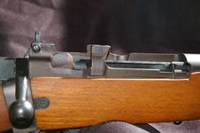 Free British 303 Rifle 2 Royalty Free Stock Photography - 1307557