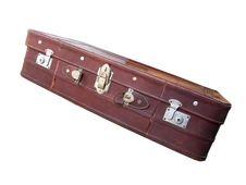 Free Old Luggage 1 Stock Image - 1308251