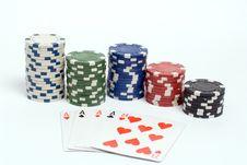 Free Poker Stock Image - 1308611