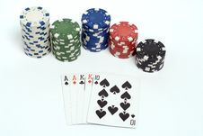 Free Poker Stock Photo - 1308640
