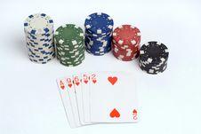 Free Poker Stock Photos - 1308673