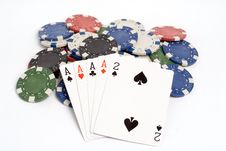 Free Poker Stock Images - 1308754
