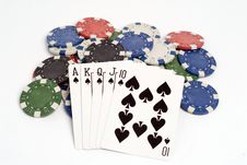 Free Poker Stock Photos - 1308763