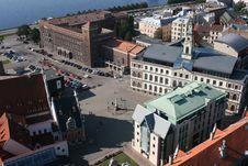 Free Riga View Royalty Free Stock Photo - 1309075