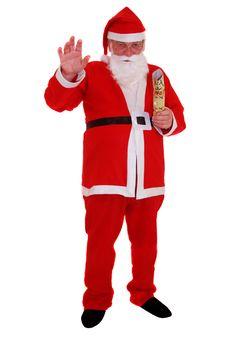 Free Santa Royalty Free Stock Image - 1309496