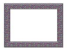 Free Decorative Photo Framework 18. Royalty Free Stock Images - 13000729