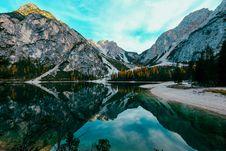 Free Photo Of Beautiful Mountain Scenery Near Body Of Water Royalty Free Stock Photography - 130289527