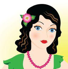 Free Pretty Girl Royalty Free Stock Image - 13033586