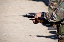 Free Gun Stock Image - 13063781