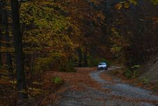 Free Car On The Road Royalty Free Stock Photo - 130644805