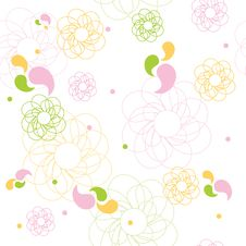 Free Seamless Pattern Royalty Free Stock Images - 13071029