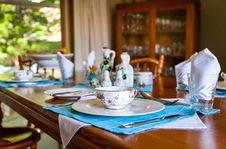 Free Table Setting Stock Photos - 130706743