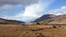 Free Highland, Loch, Fell, Wilderness Stock Photography - 130784542