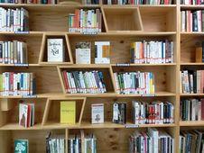 Free Shelving, Library, Shelf, Bookcase Stock Images - 130784564