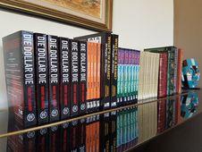 Free Shelving, Bookcase, Library, Shelf Stock Images - 130784834