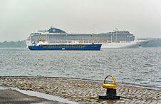 Free Passenger Ship, Cruise Ship, Ship, Water Transportation Stock Image - 130784981