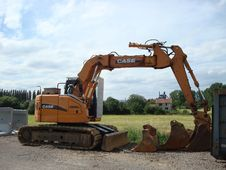 Free Construction Equipment, Vehicle, Bulldozer, Demolition Royalty Free Stock Images - 130785099