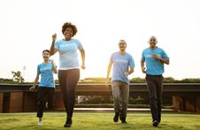Free Photo Of People Running Royalty Free Stock Photo - 130895845