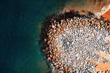 Free Bird S Eye View Of Island Royalty Free Stock Photography - 130896167
