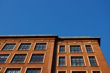 Free The Corner Of A Building Royalty Free Stock Images - 13098549