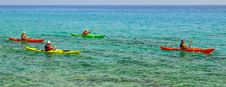 Free Sea Kayak, Boat, Kayak, Sea Stock Photo - 130998170