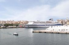 Free Passenger Ship, Water Transportation, Cruise Ship, Ship Royalty Free Stock Images - 130998189