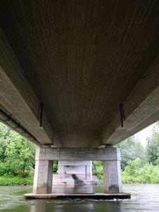 Free Bridge, Water, Fixed Link, Concrete Bridge Royalty Free Stock Images - 130998529