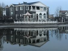 Free Reflection, Water, Waterway, House Royalty Free Stock Image - 130999176