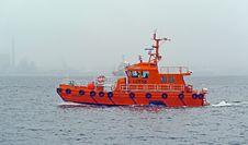 Free Water Transportation, Pilot Boat, Watercraft, Tugboat Royalty Free Stock Image - 130999556