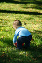 Free Little Boy Outdoors Royalty Free Stock Images - 1311149