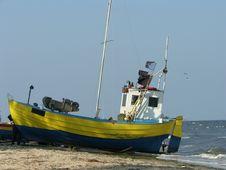 Free Fishing Boat Stock Photos - 1310123