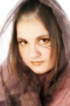 Free Teen Girl 15 Years Old Stock Image - 1310191