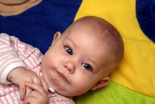 Free Sory Baby Royalty Free Stock Photo - 1310335