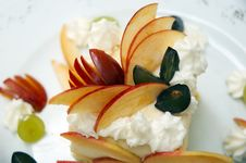 Free Fruit Cake Royalty Free Stock Photo - 1311295