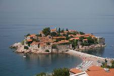 Free Montenegro,sveti Stefan Stock Photo - 1311660